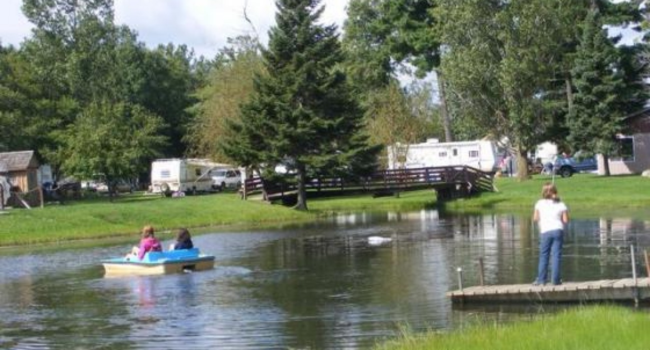 South Isle Family Campground Spottocamp